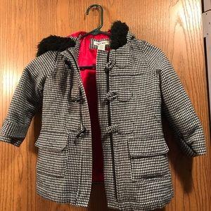 EUC Girls Pea Coat
